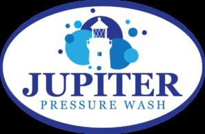Jupiter Pressure Wash Logo
